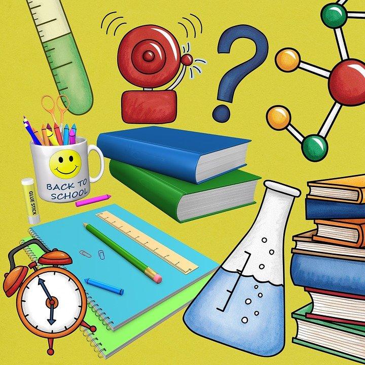 Atividades com a letra A -Coisas da sala de aula
