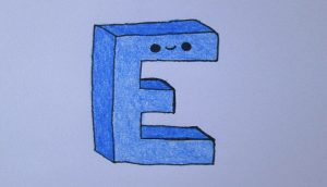 Atividades com a letra E