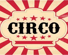 Atividades de Interpretação de texto Dia do Circo