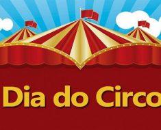 Atividades de Produção de Texto Dia do Circo