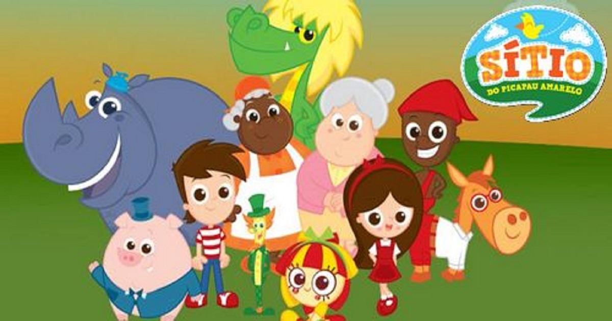 Projeto Monteiro Lobato para Educação Infantil