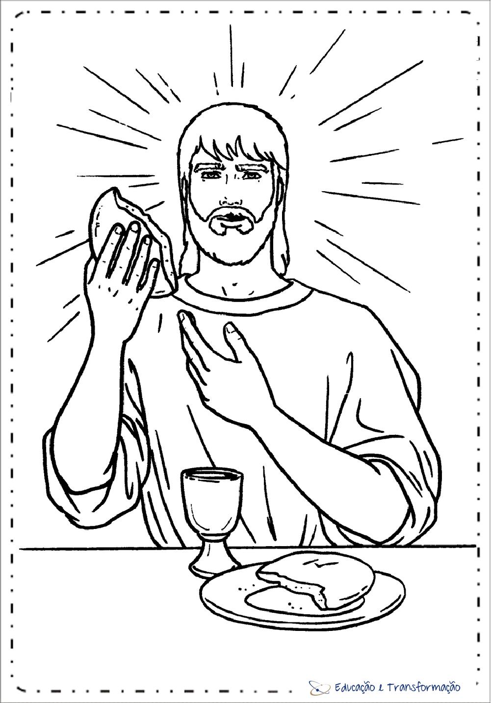 Atividades Verdadeiro sentido da Páscoa