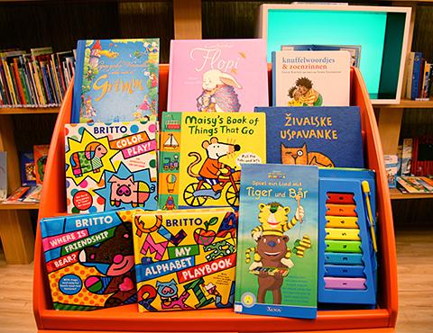 Atividades para o Dia do Livro: Biblioteca