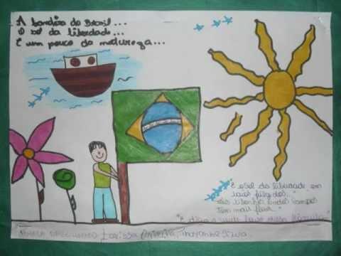 Atividades Dia do HinoNacional Brasileiro -Ilustrando o Hino Nacional