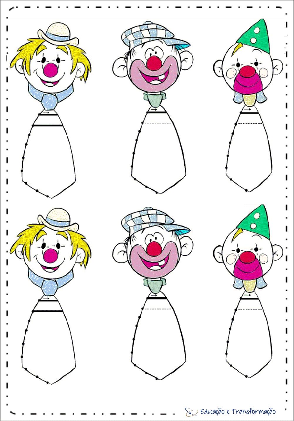 Atividades Dia do Circo para Educação Infantil