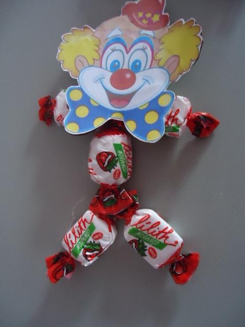 Lembrancinhas Dia do Circo em EVA