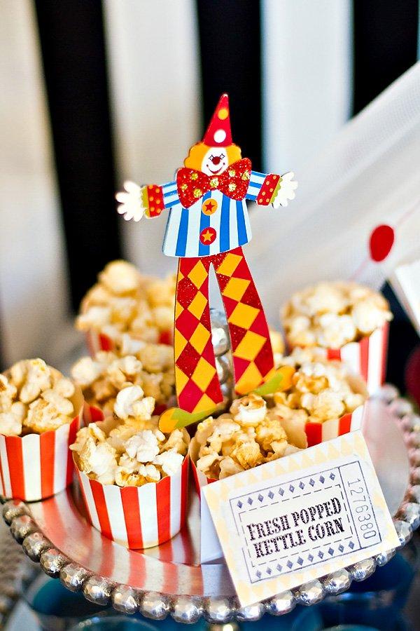 Decoração Circo para Festas Infantis