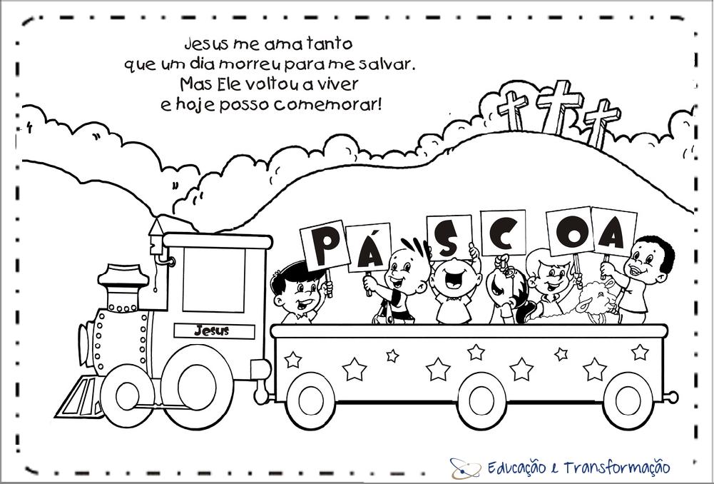 Mensagens de Páscoa