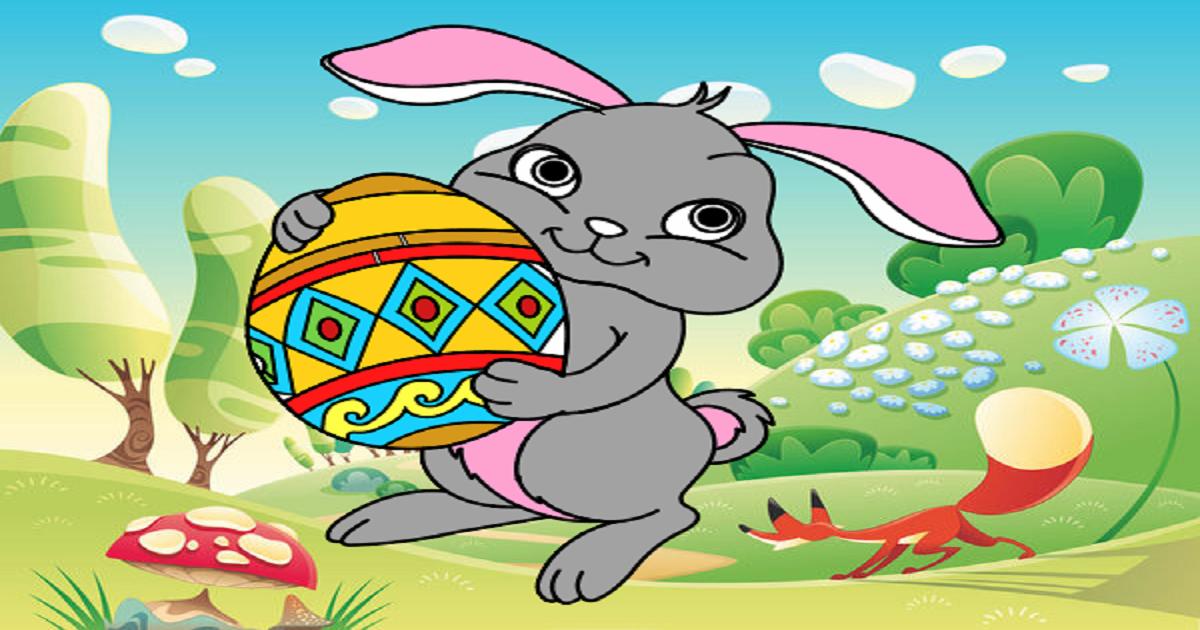 Brincadeiras de Páscoa na escola: Hop... Hop... COELHINHO