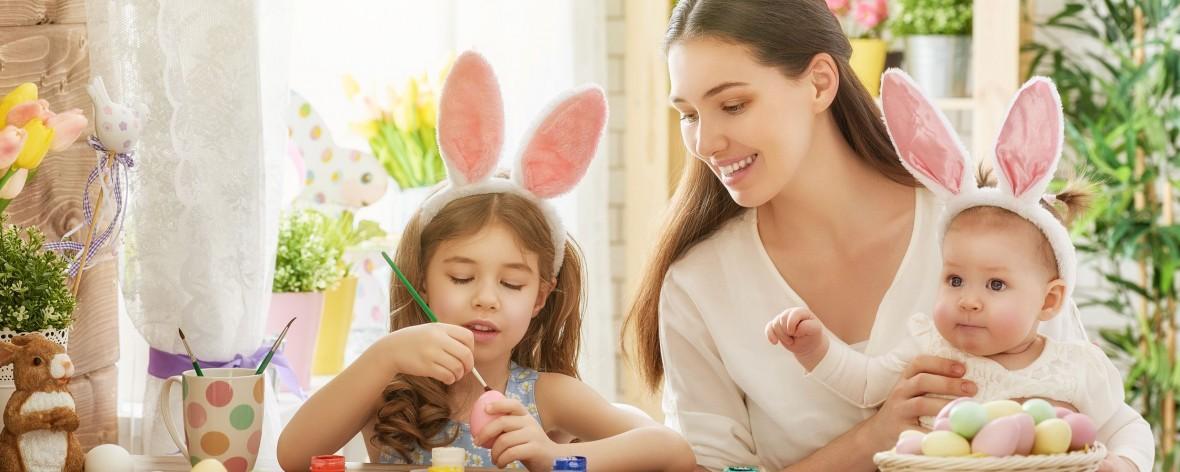 Frases de Páscoa para familiares