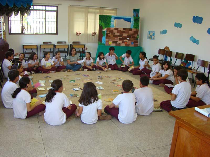 Atividades Dia do Livro Educação Infantil: Roda de Leitura