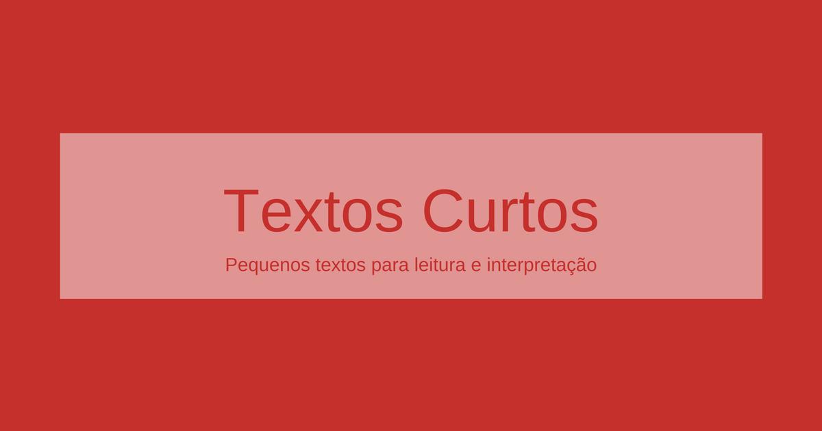 Textos para leitura