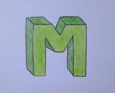 Atividades com a Letra M