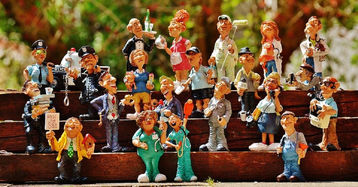 Plano de Aula Profissões para Educação Infantil - Faz de conta das profissões