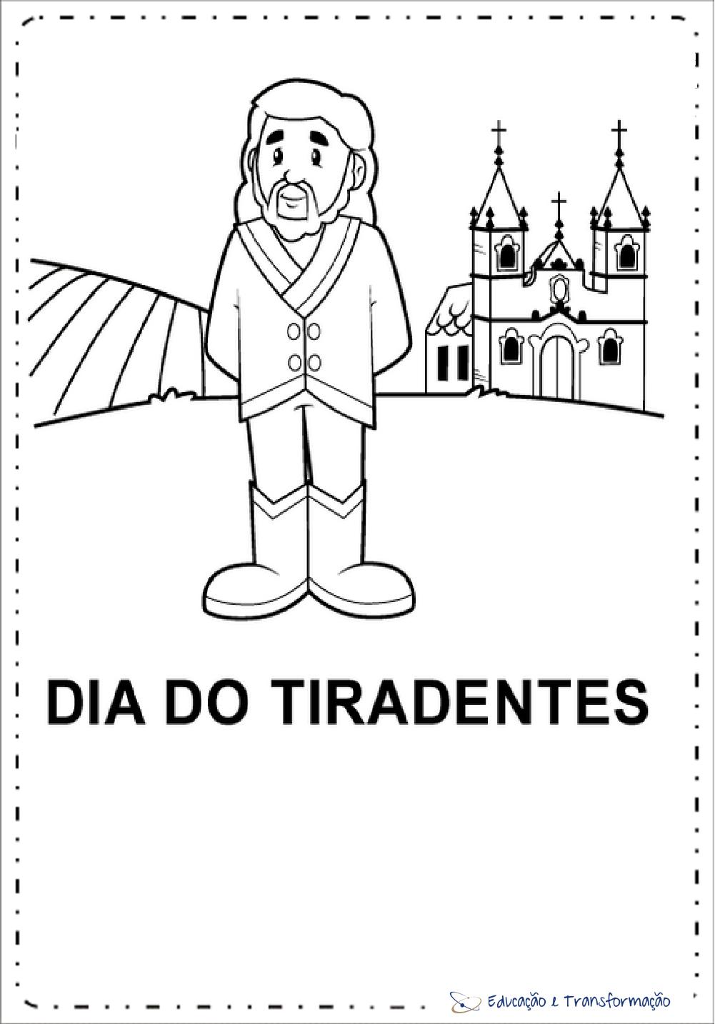 Atividades sobre Tiradentes