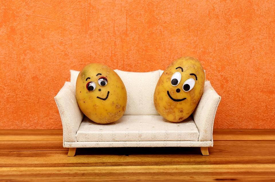 Atividades para Maternal -Apanhador de batatas