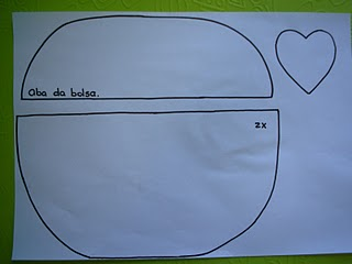 Lembrancinhas para dia das mães - Cartão com desenho