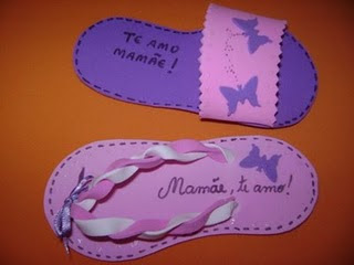 Lembrancinhas para o dia das mães