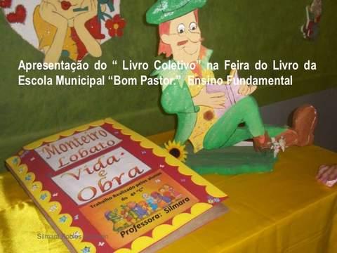 Projeto Monteiro Lobato - Contos e Lendas