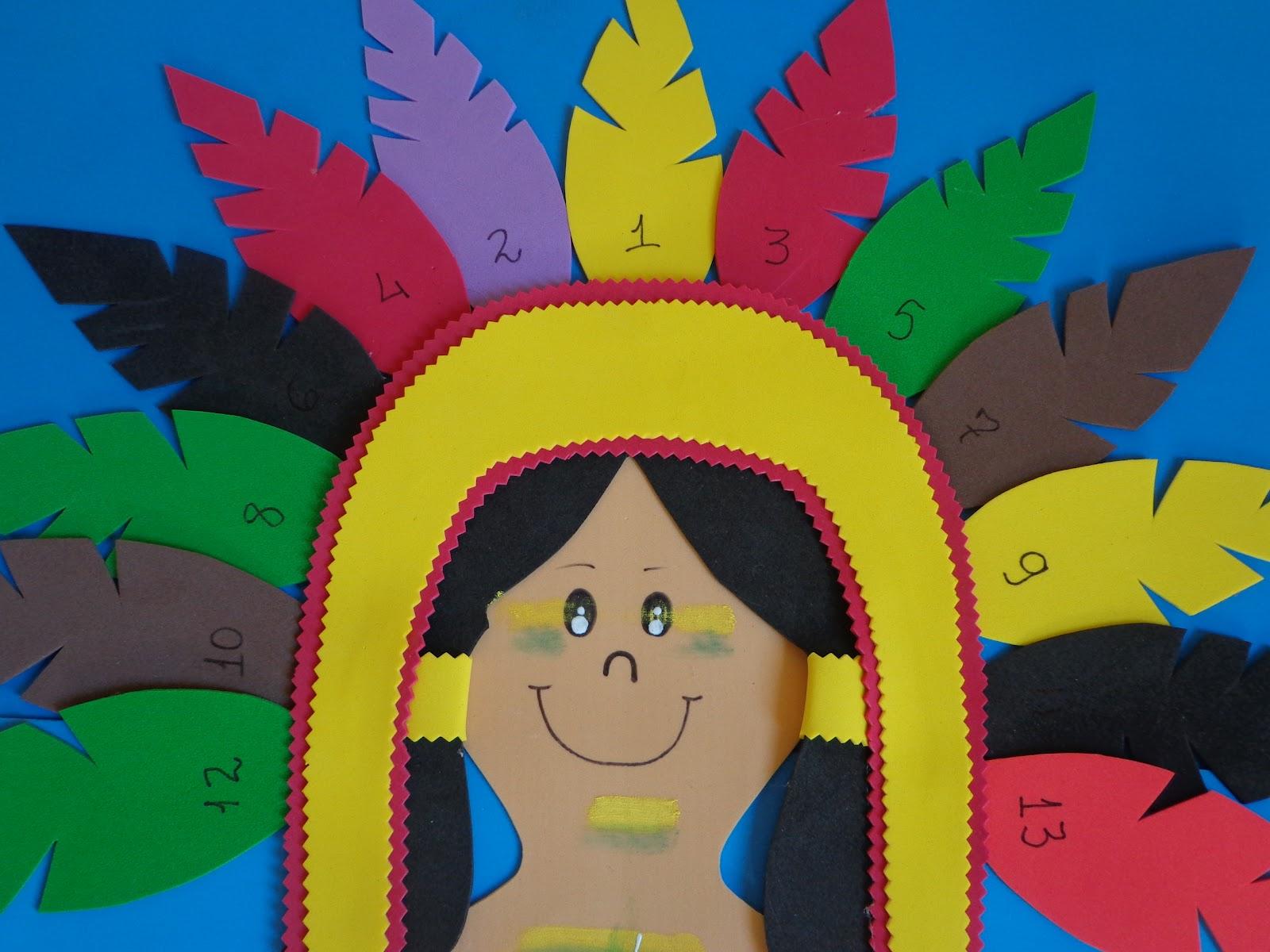 Modelos de Cocar de índio