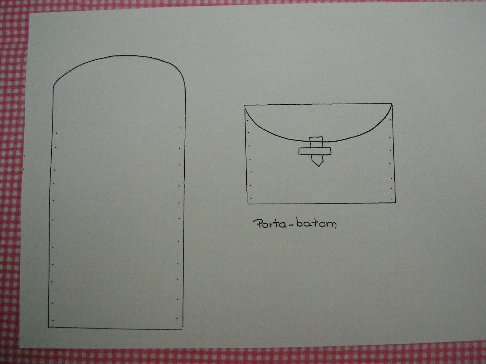 Moldes Porta Batom