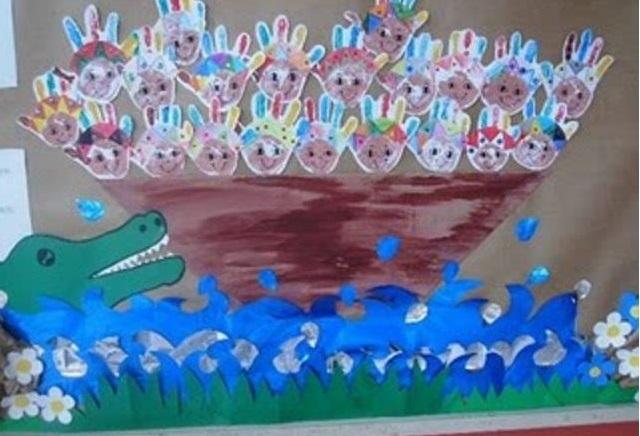 Painel Dia do Índio