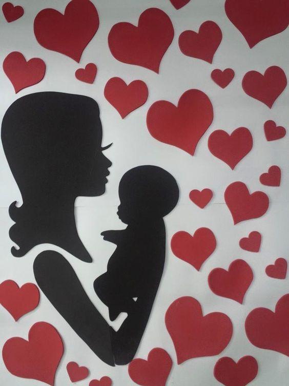Painel para o dia das mães