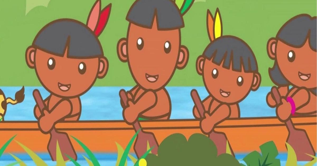 Atividades de Interpretação de Texto Dia do Índio -O índio