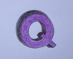 Atividades com a letra Q