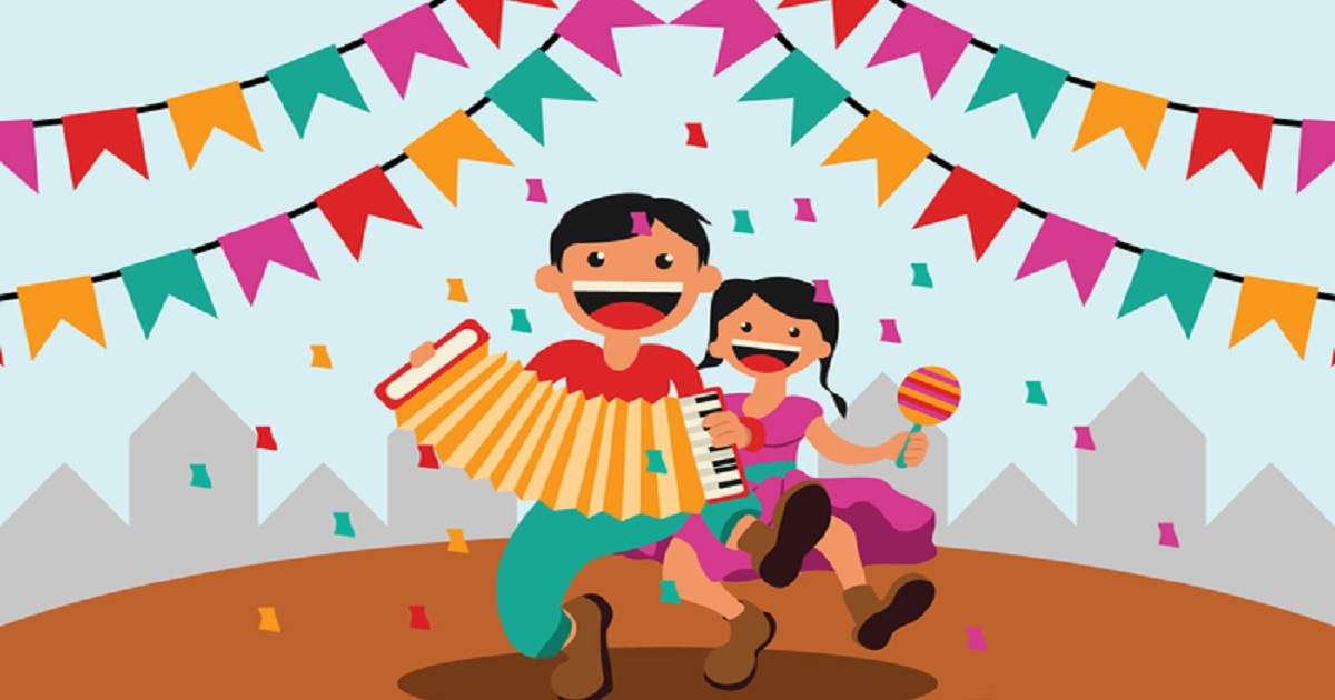 Atividades De Festa Junina Para Ensino Fundamental E Educacao Infantil