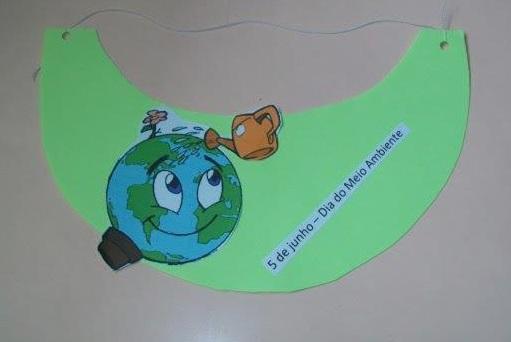 Lembrancinhas meio ambiente para escola