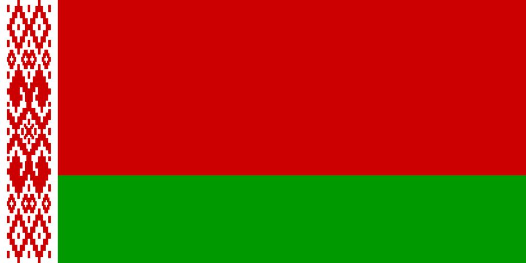 Bandeira Bielorrusia