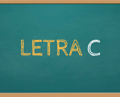 Letra C