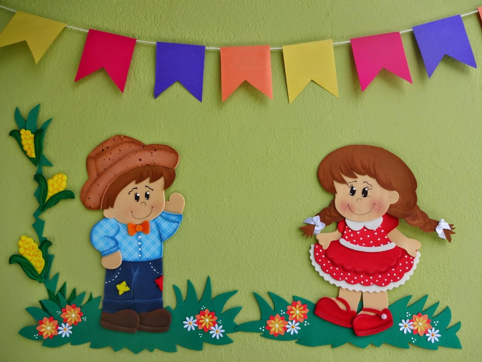 Painel Festa Junina