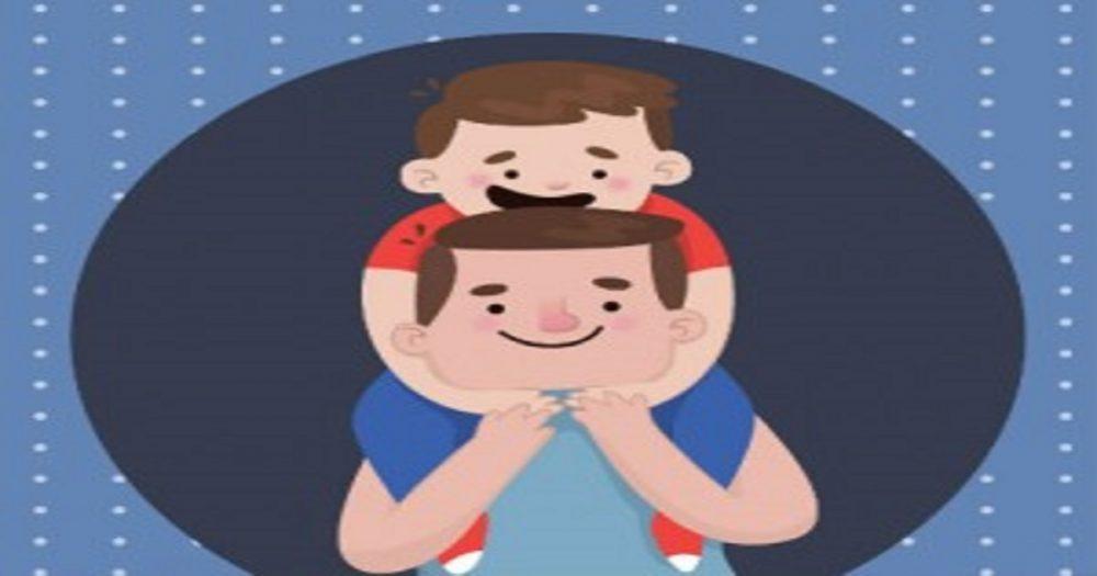 Atividades dia dos pais maternal - Jogral dia dos pais