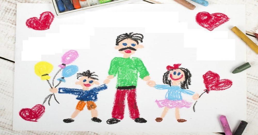 Plano de aula dia dos pais para Series Iniciais