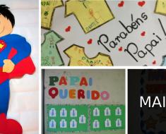 Cartaz dia dos Pais