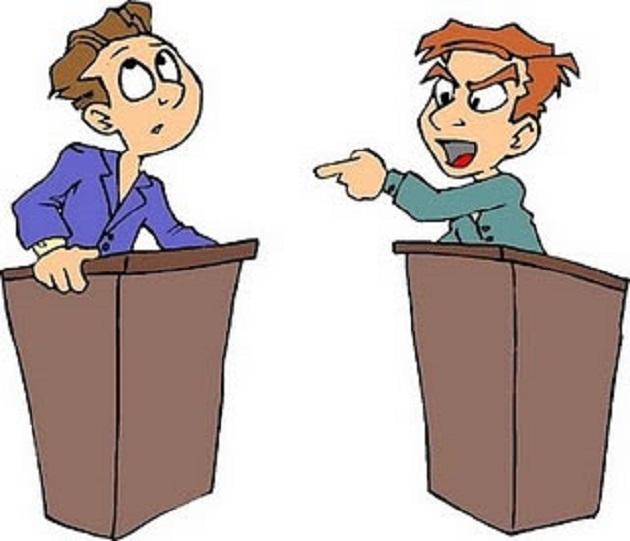 Como fazer um debate