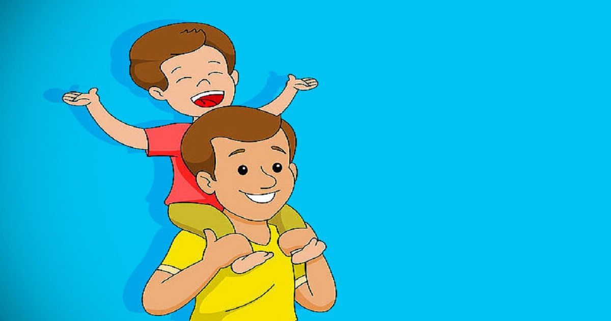 Desenhos Dia Dos Pais Para Colorir E Imprimir Educacao E