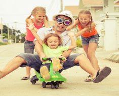Dinâmica para o dia dos pais