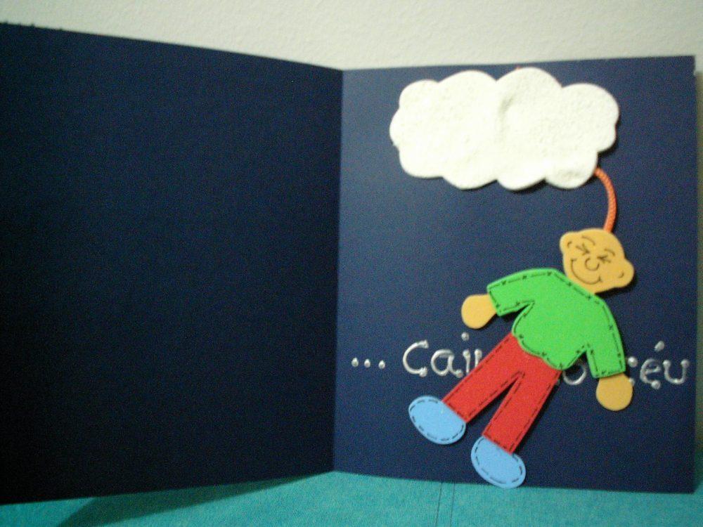 Lembrancinha dia dos pais - Cartão