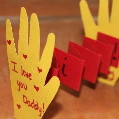 Lembrancinhas para o dia dos pais