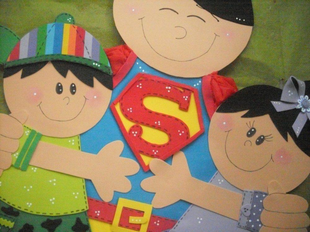 Projeto dia dos pais educação infantil - Maternal 1 e 2