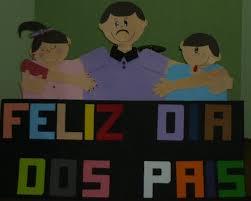Painel Dia dos Pais