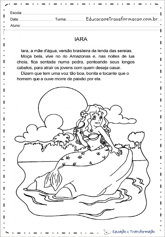 Texto sobre Folclore