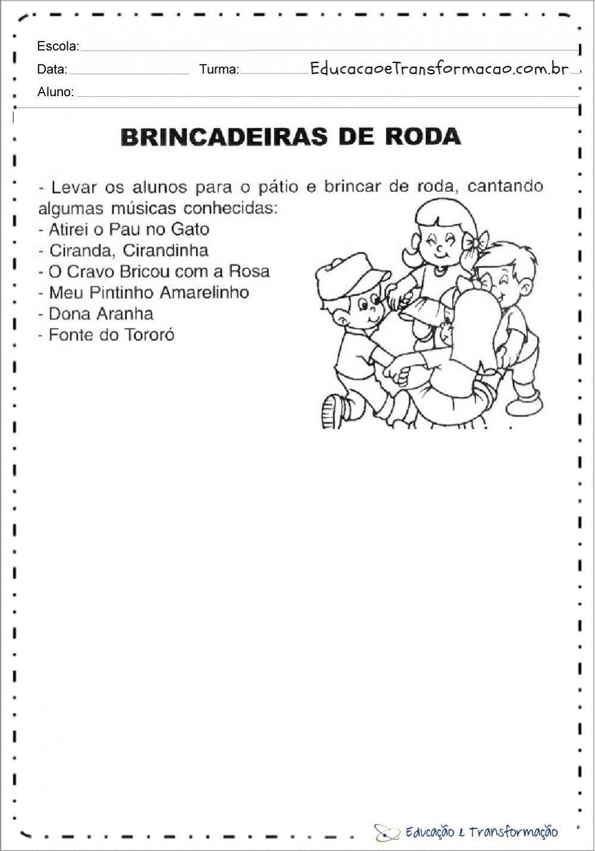 Brincadeiras Folcloricas Populares Brinquedos E Jogos Tradicionais