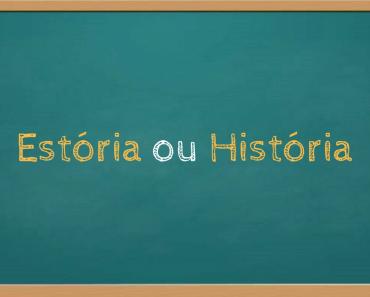 Estória ou história