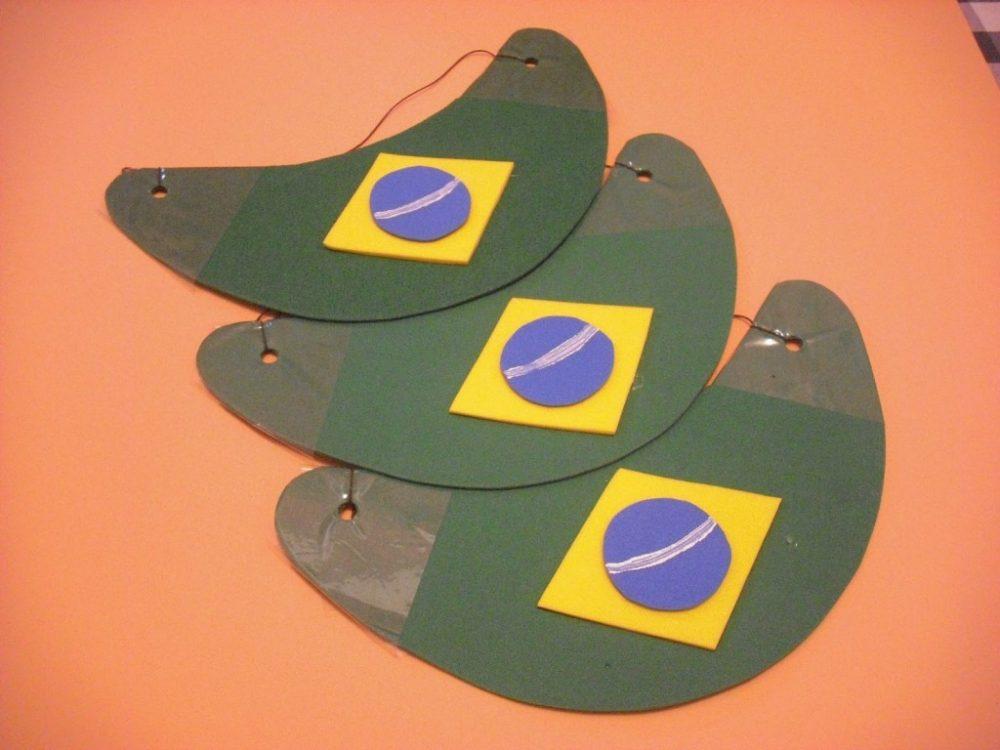 Atividades sobre independência do Brasil - Lembrancinhas
