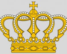 Molde de coroa