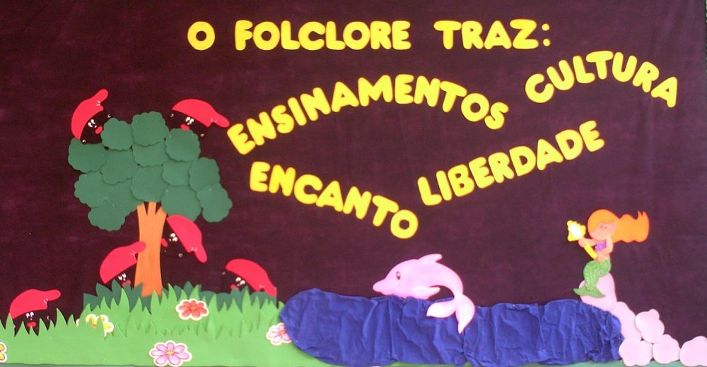 Plano de aula folclore infantil